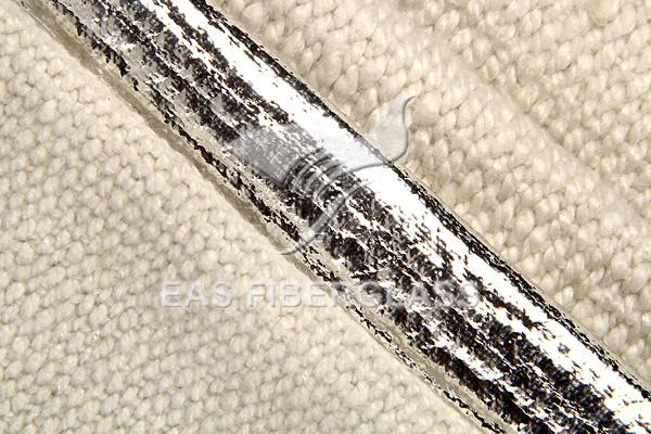 Introdução de pano de fibra cerâmica