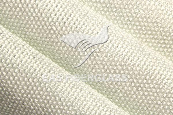 Introdução de tecido de fibra de vidro composto de folha de alumínio
