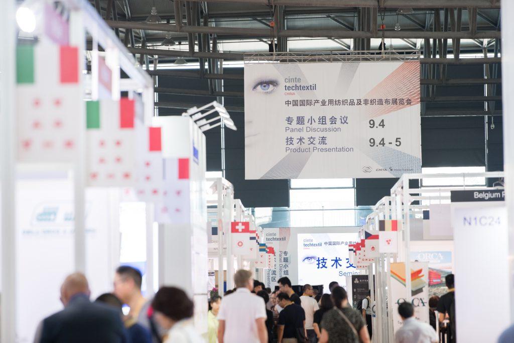 Cinte Techtextil China 2021