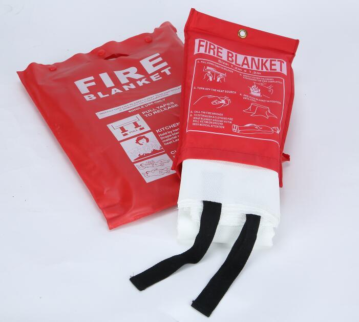 La introducción de Fire Blanket