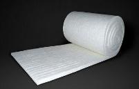 Introdução da manta de fibra cerâmica