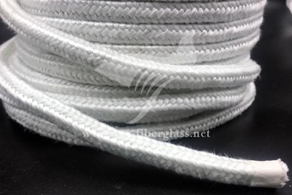As características da corda de fibra de vidro