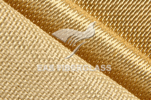 Características de transferencia de calor y electricidad estática de la tela de fibra de vidrio