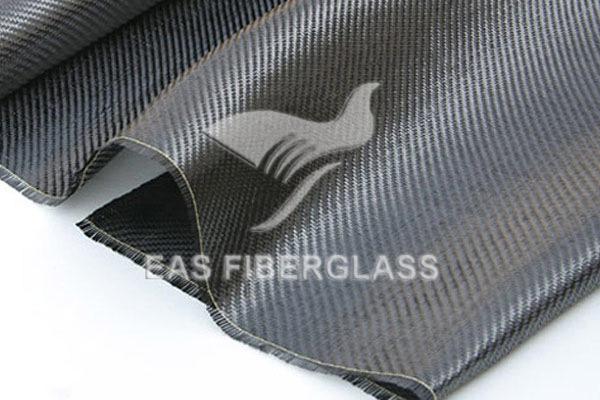 Introducción de tela de fibra de carbono