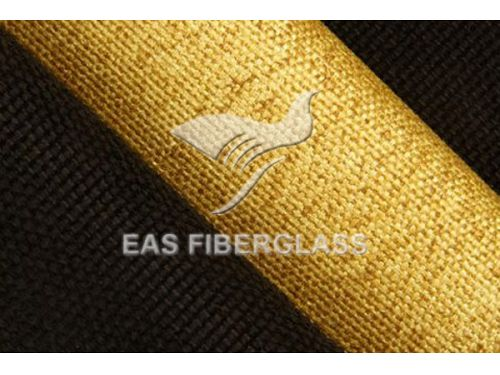 Vermiculite Coated Fiberglass Fabric