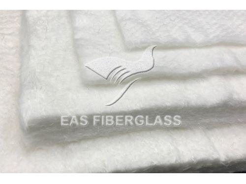 Tapete de agulha de fibra de sílica