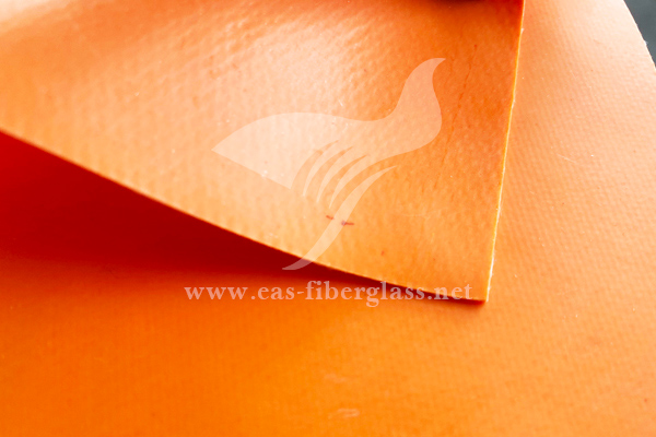 Silicone Coated Fiberglass Fabric for Safety Habitat
