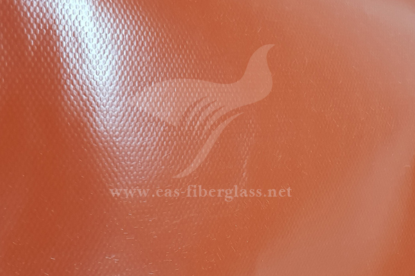 Calendered Silicone Fiberglass Cloth
