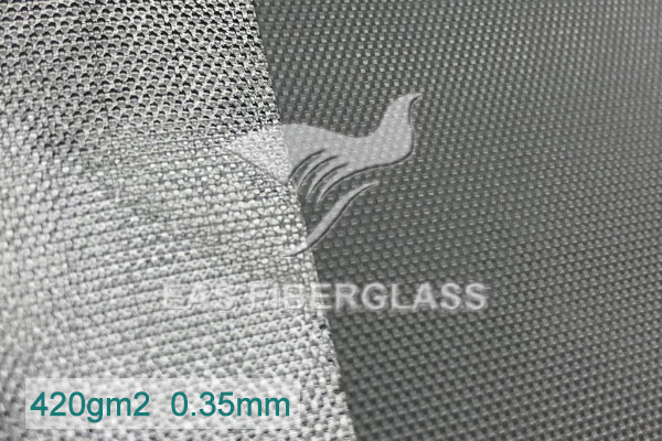 0.4mm铝箔玻璃纤维布