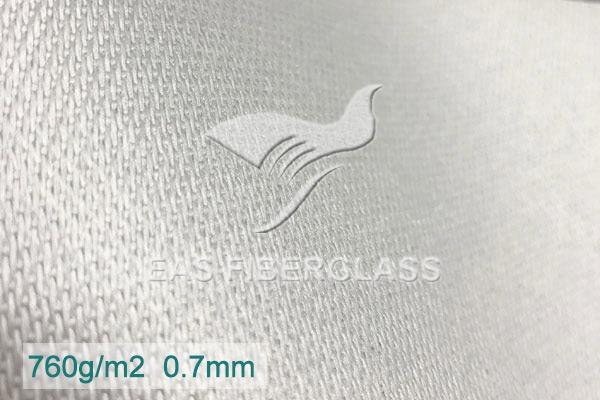 Tela de fibra de vidrio de silicona satinada