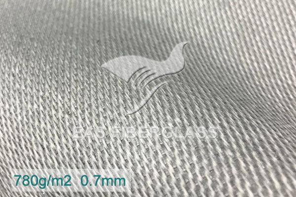 Tela de fibra de vidrio reforzada con alambre