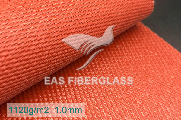 32oz Silicone Rubber Coated Fiberglass Cloth