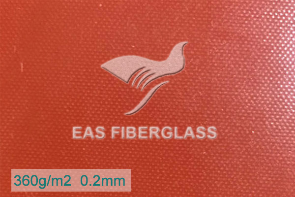 0.2mm Silicone Coated Fiberglass Fabric