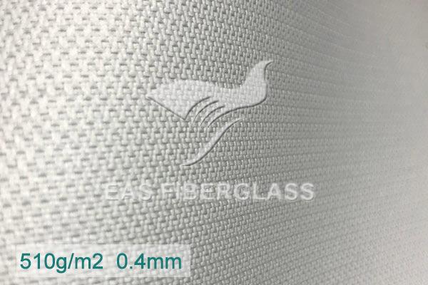 可移动绝缘外套的有机硅涂层玻璃纤维织物