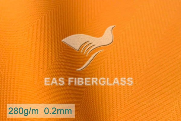 Fireproof Acrylic Coated Fiberglass Cloth