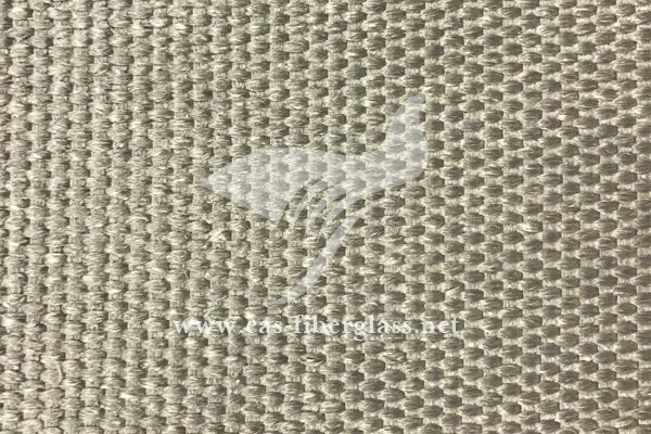 Calcium Silicate Finished Fiber glass Fabric with Wire Reinforced