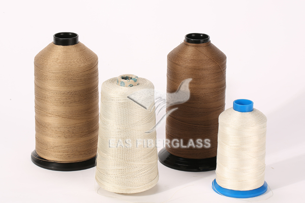 Teflon Coated Fiberglass Thread