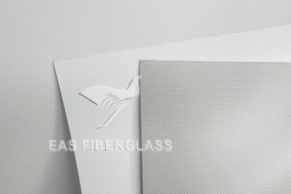 PVC Coated Fiberglass Fabric for Roller Blinds